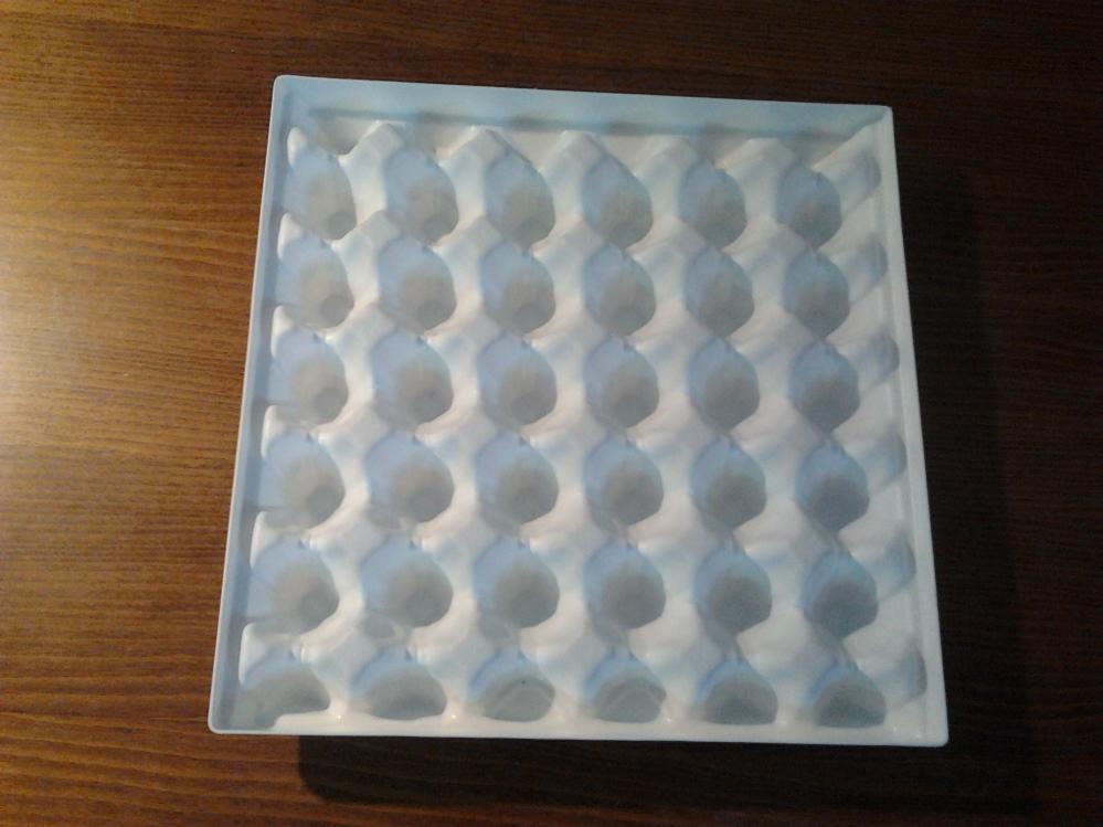 PLATO na vajíčka-plastová proložka na 30 ks