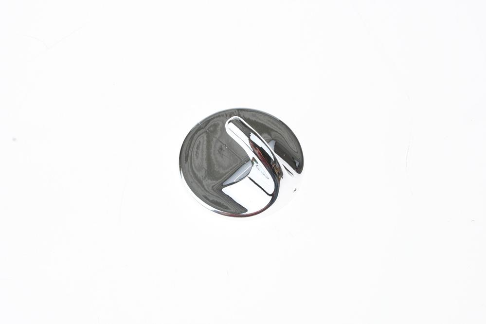 háček kulatý pokovený Ø 34 mm